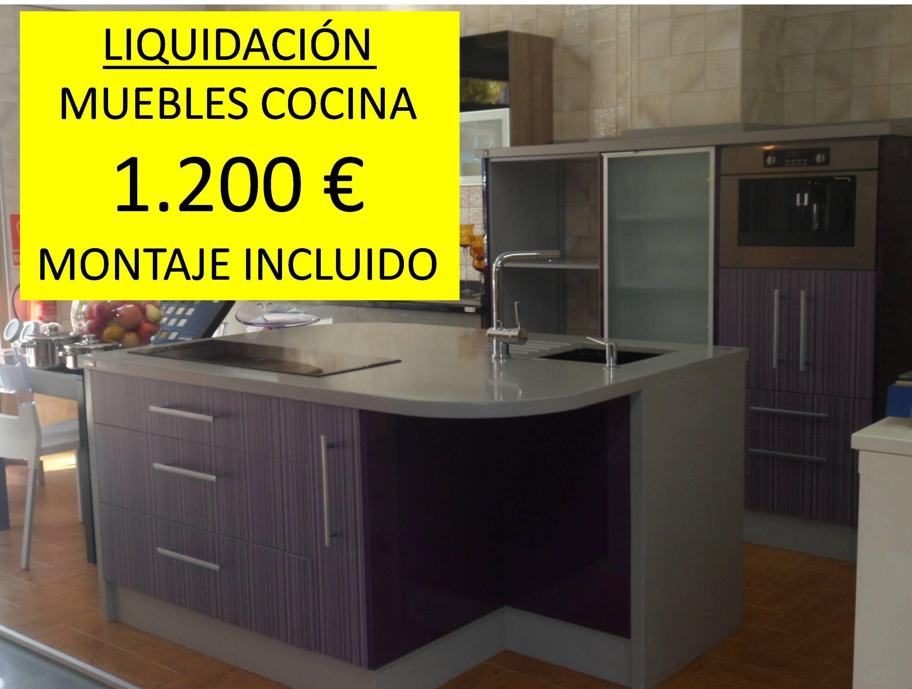 Muebles De Cocina Sevilla - Ideas De Disenos - Ciboney.net