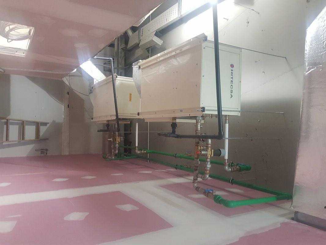 Servicio de calidad en fontanería industrial en Valencia