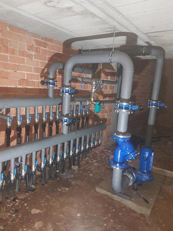 Soluciones de fontanería industrial para empresas en Valencia
