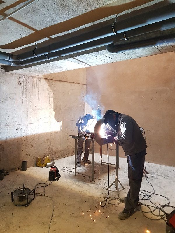 Fontanería industrial con servicio profesional