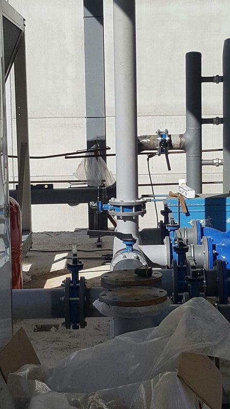 Instalaciones profesionales de fontanería industrial en Valencia