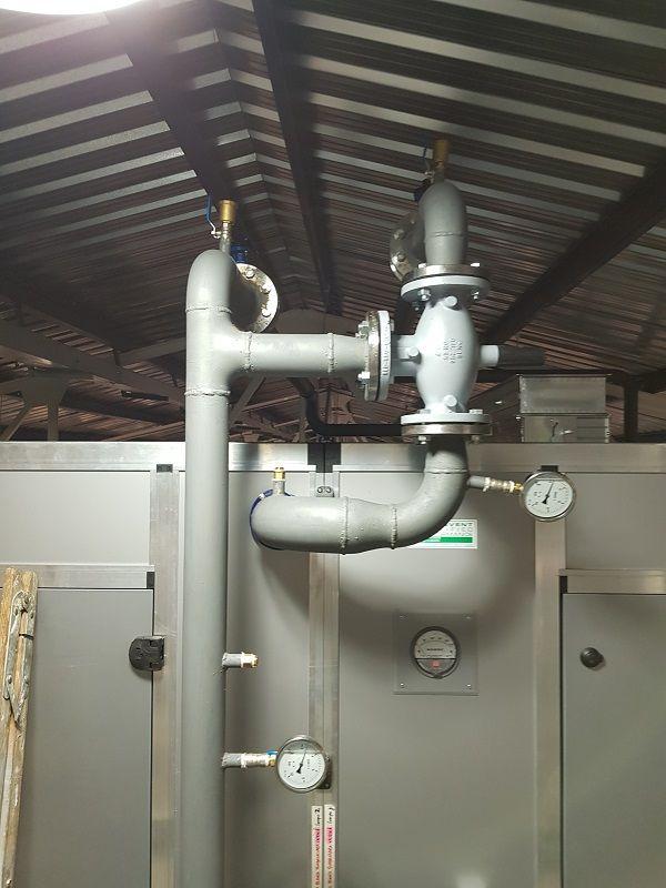 Instalaciones de fontanería industrial en Valencia