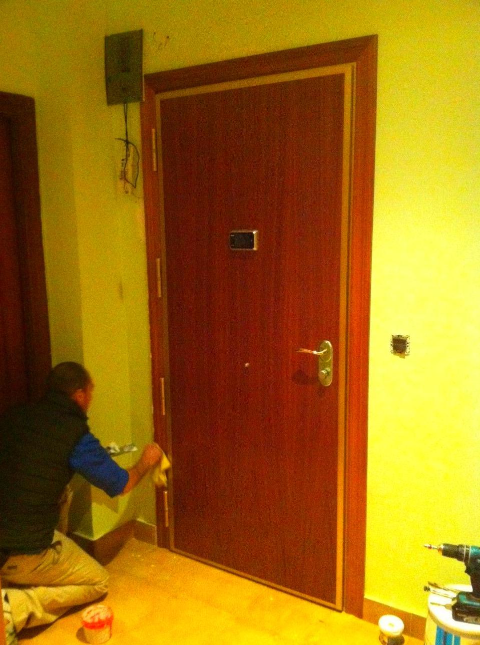 Instalación de puertas acorazadas en Bizkaia