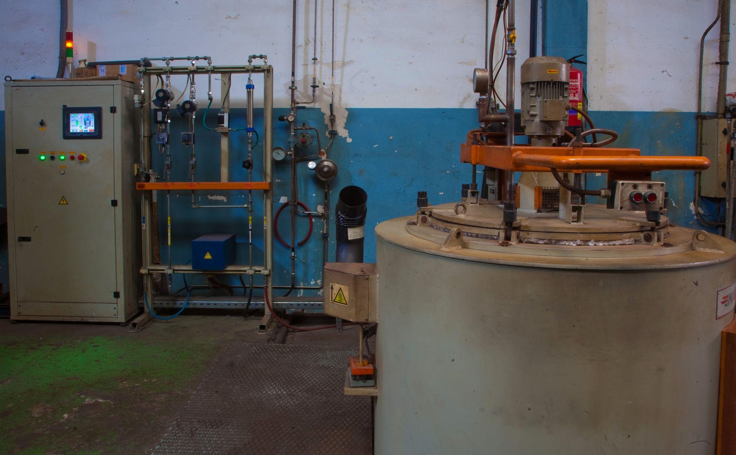 Profesionales en nitruración gaseosa en Zaragoza