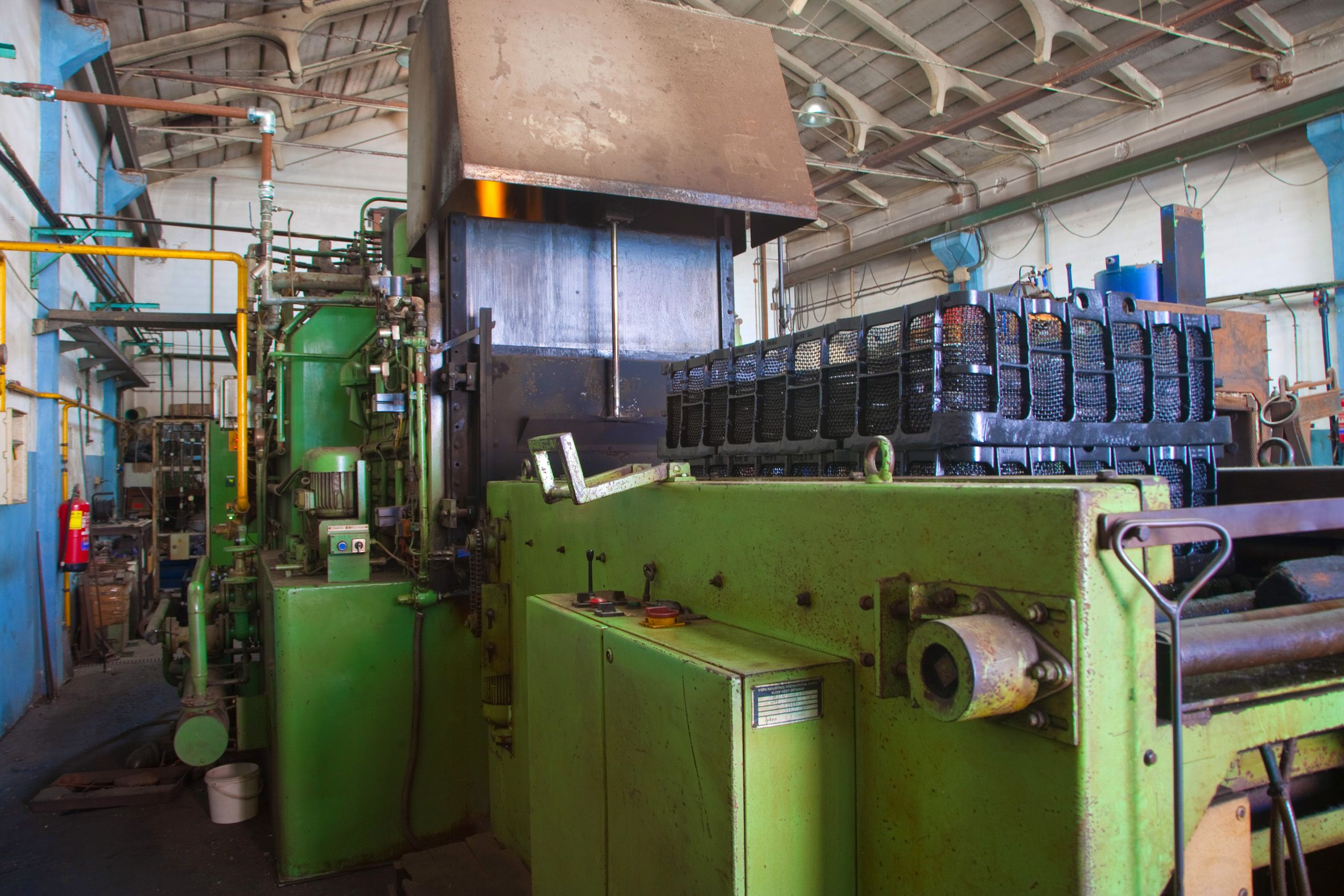 Manufacturas metálicas en Zaragoza