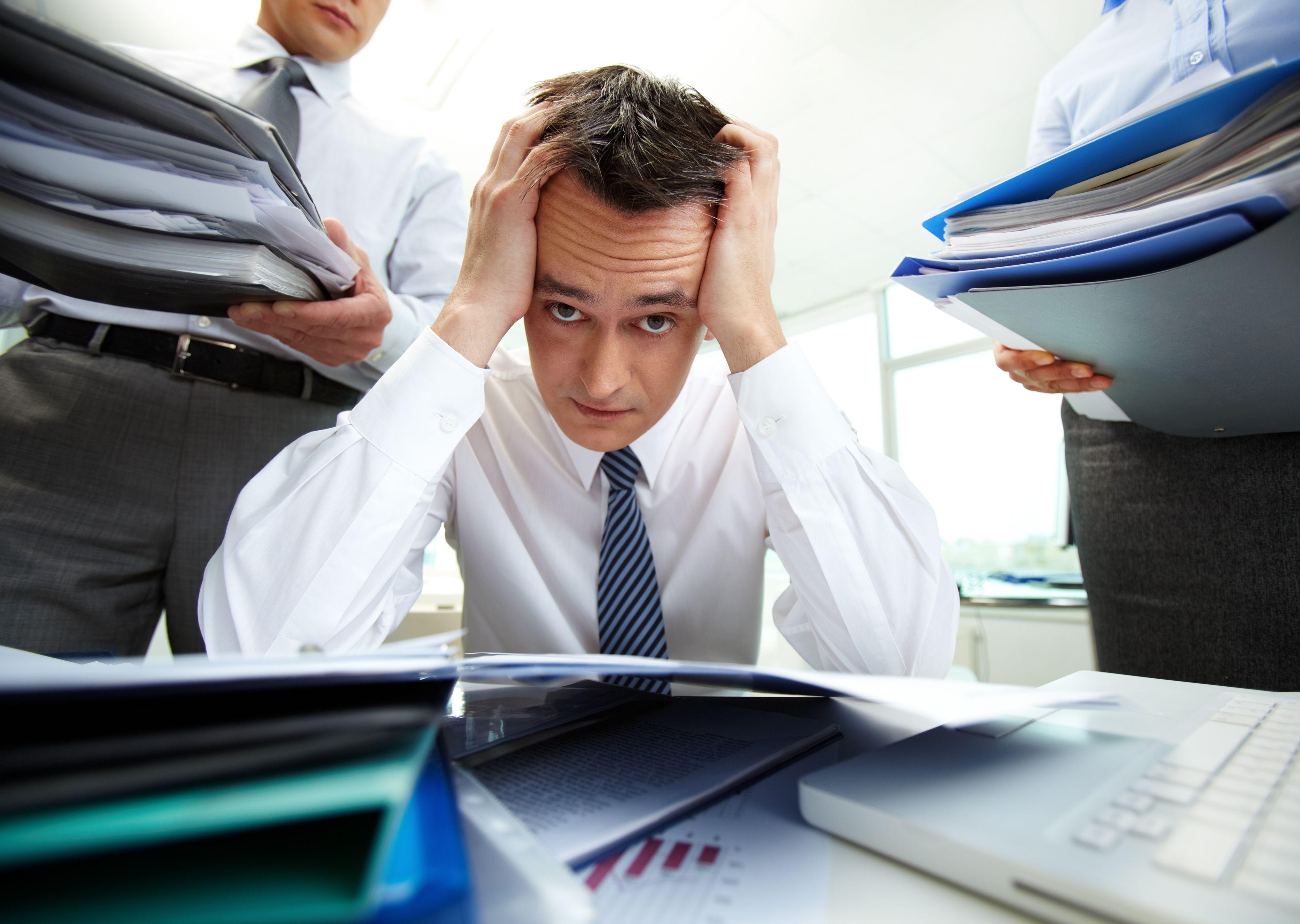 Trabaja la ansiedad y el estrés