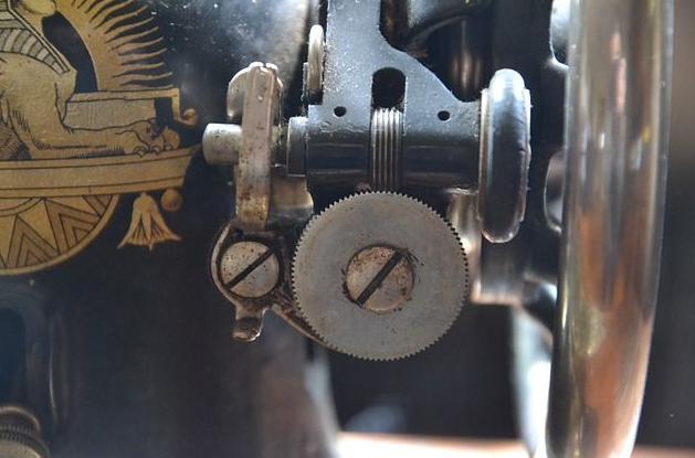 Hermanos Muñoz. Máquinas de coser