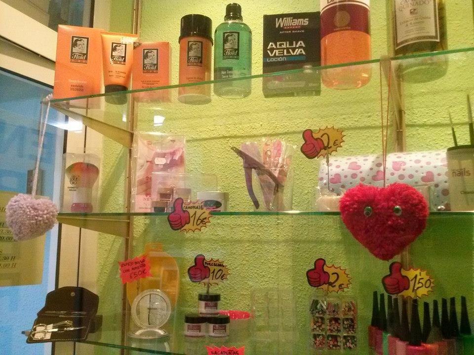Peluquería, estética y perfumería