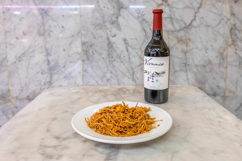 Variedad gastronómica en Barcelona