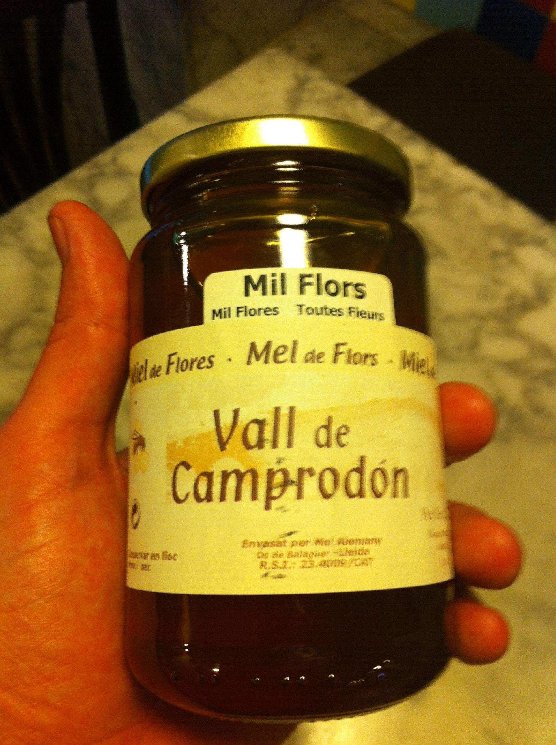 Uno de nuestros productos en Barcelona