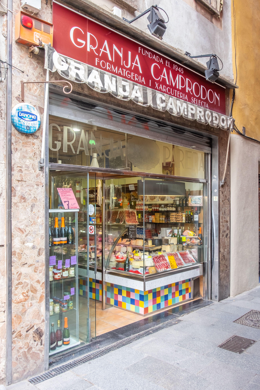 Cata de quesos Ciutat Vella en Barcelona