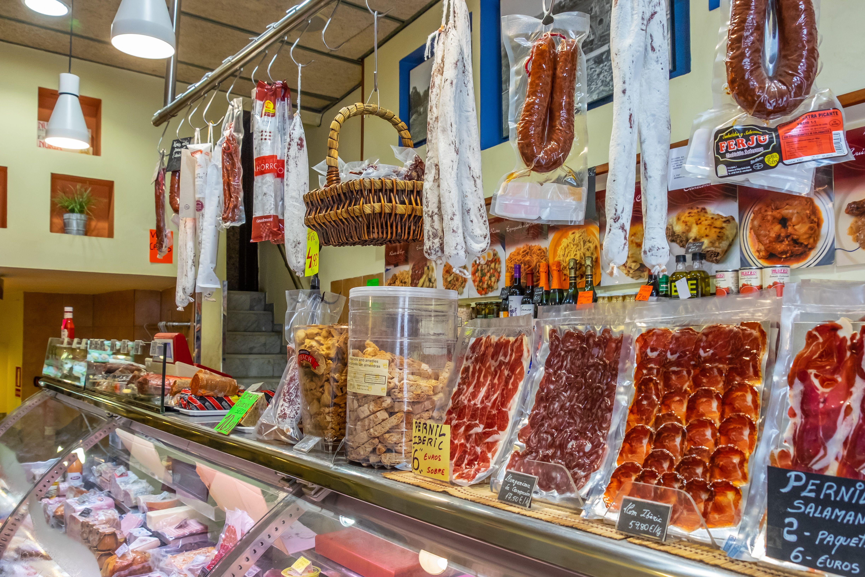 Bandejas de embutidos en Barcelona
