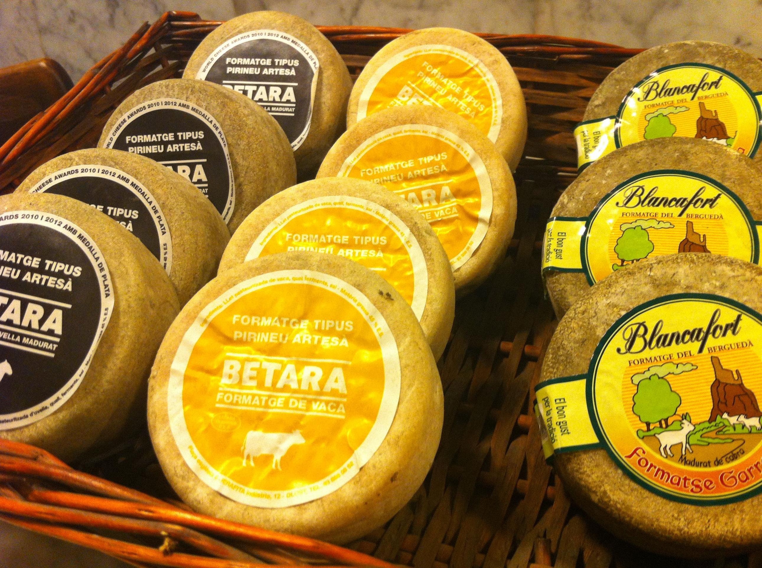 Granja Camprodón, productos de charcutería en Barcelona
