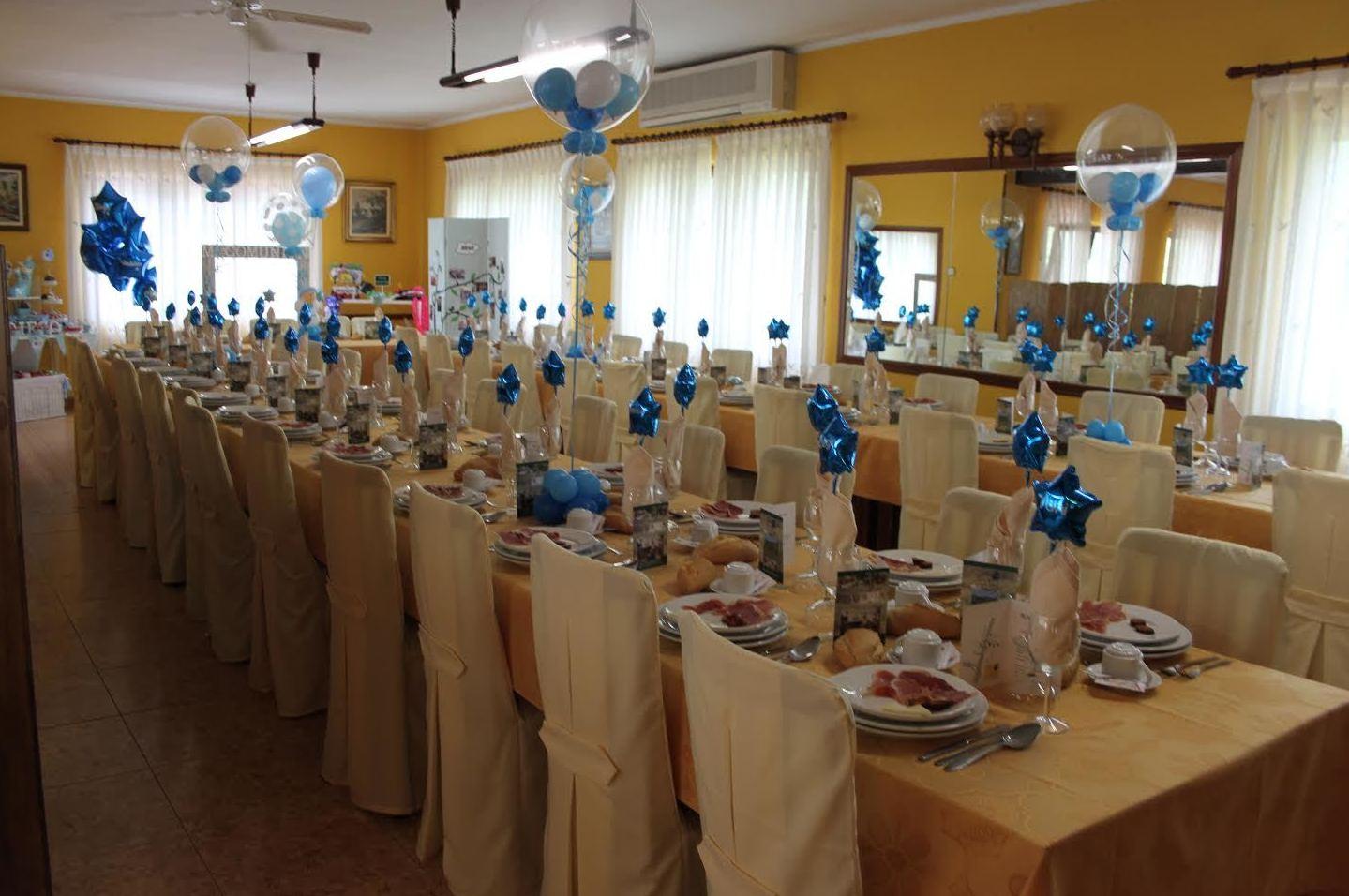 Restaurante celebraciones en Mieres
