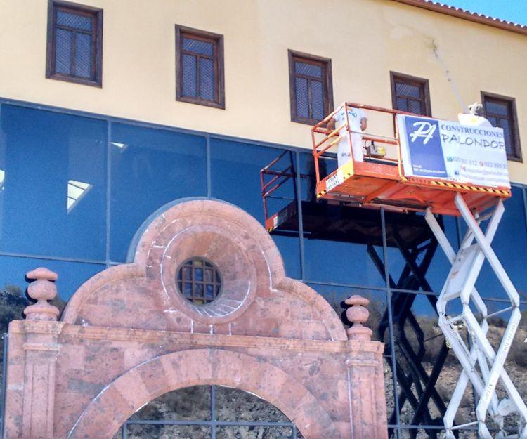 Empresa de construcción en La Gomera