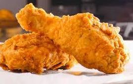 Pollo al estilo Nueva Orleans