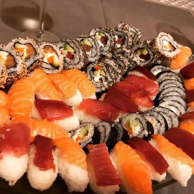 Sushi - Comida para llevar Torredembarra