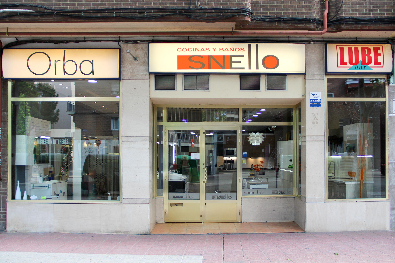 Foto 1 de Cocinas y baños en Getafe | Cocinas y Baños Snello