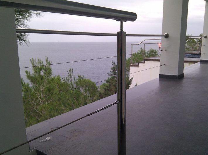 Ventanales de cristal Ibiza|Automatismos y pvc Santa eulalia