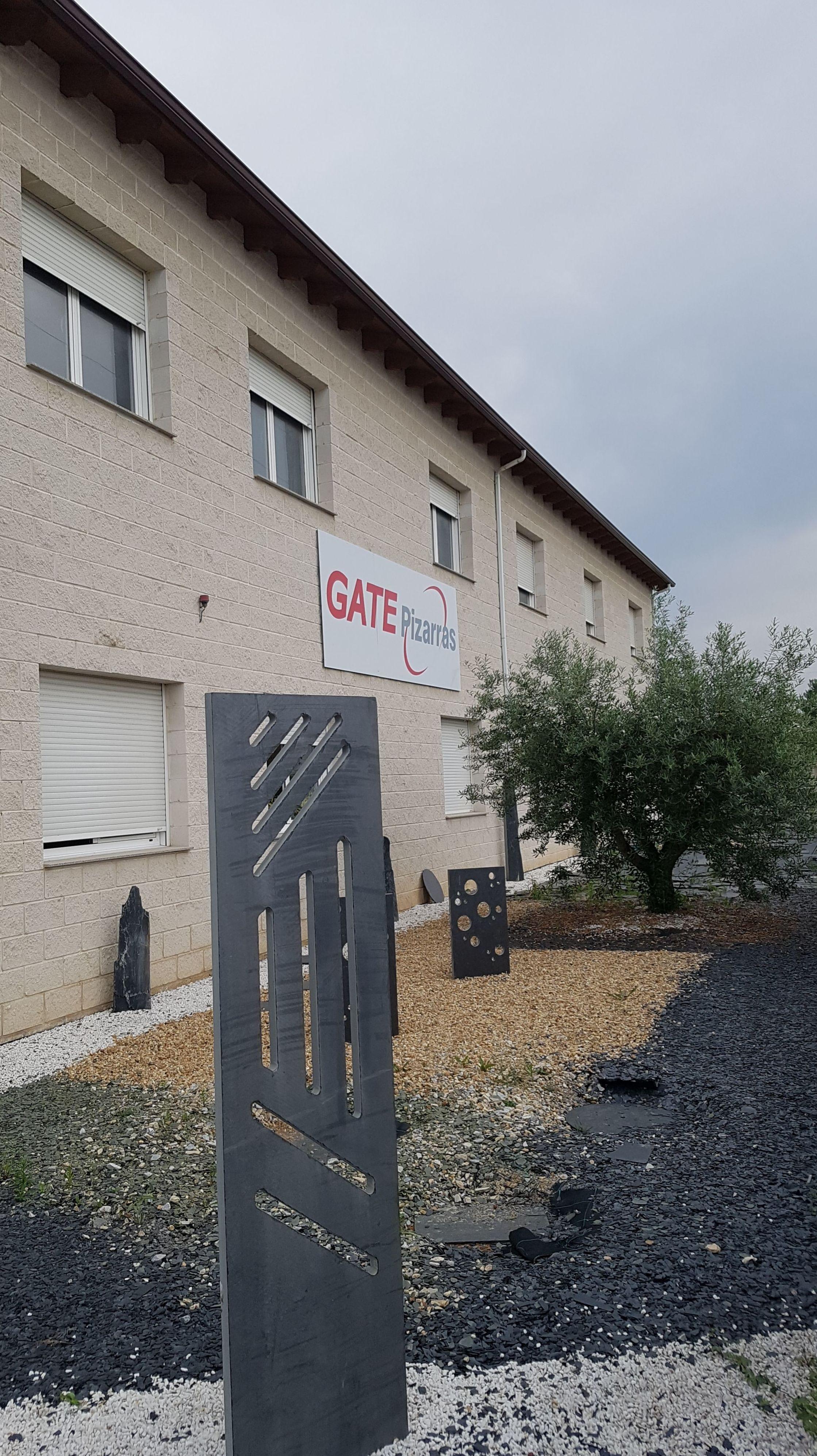 Foto 2 de Tejados de pizarra en  | Gate Pizarras