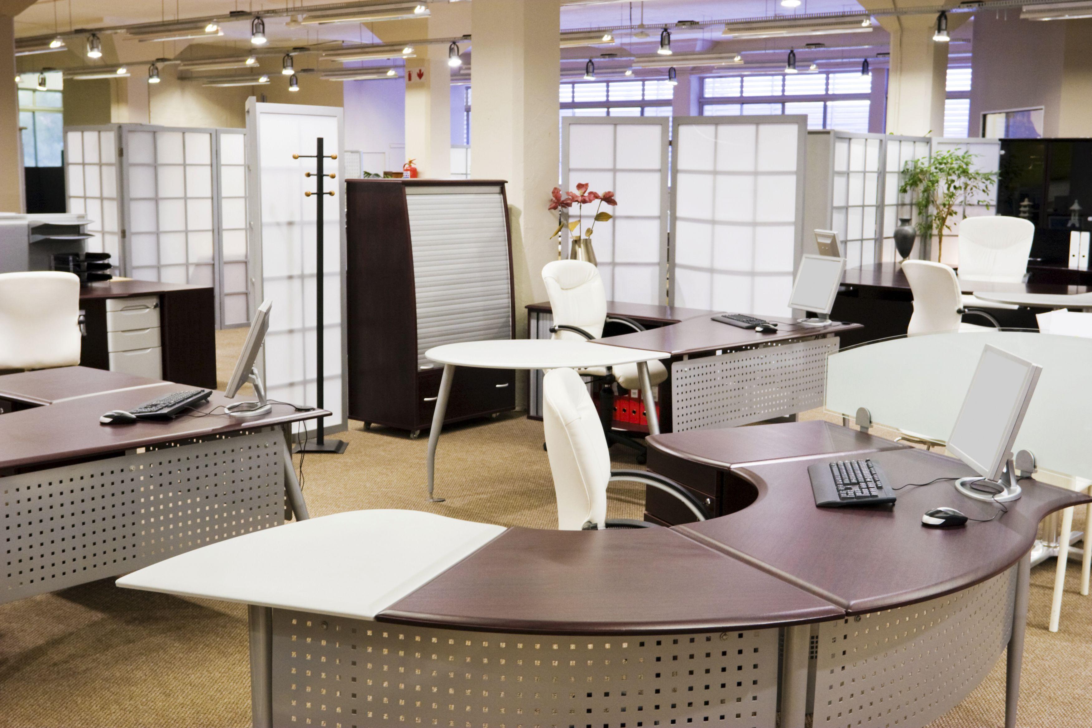 Limpieza de oficinas y bancos