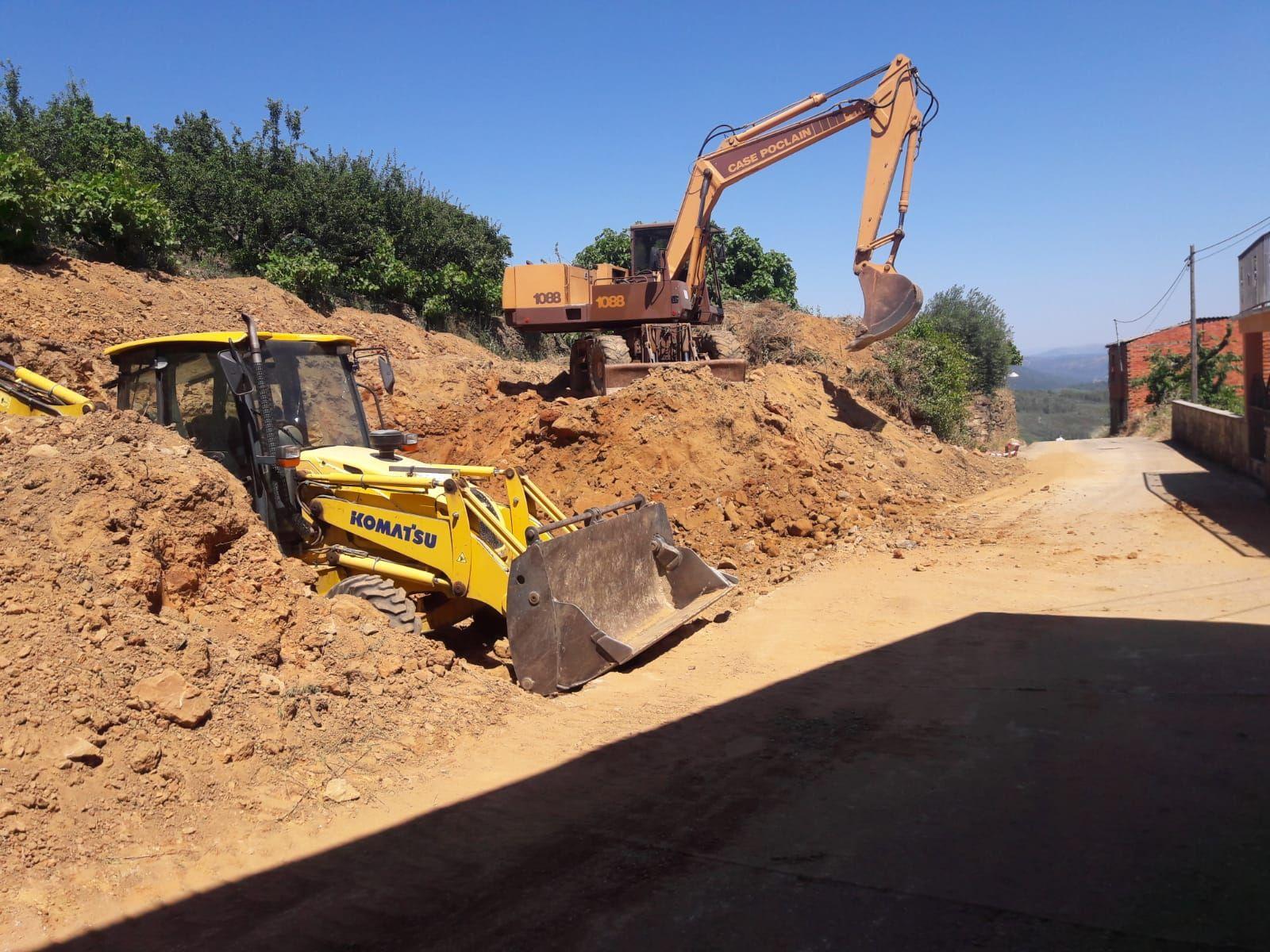 Empresa de excavaciones Salamanca