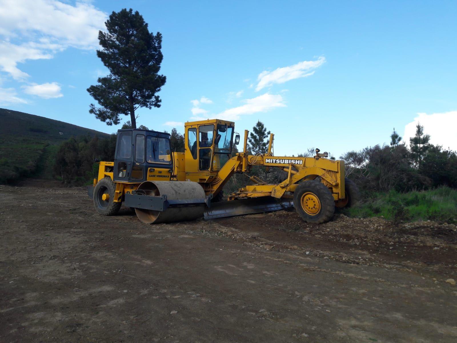 Nivelación de terrenos Salamanca