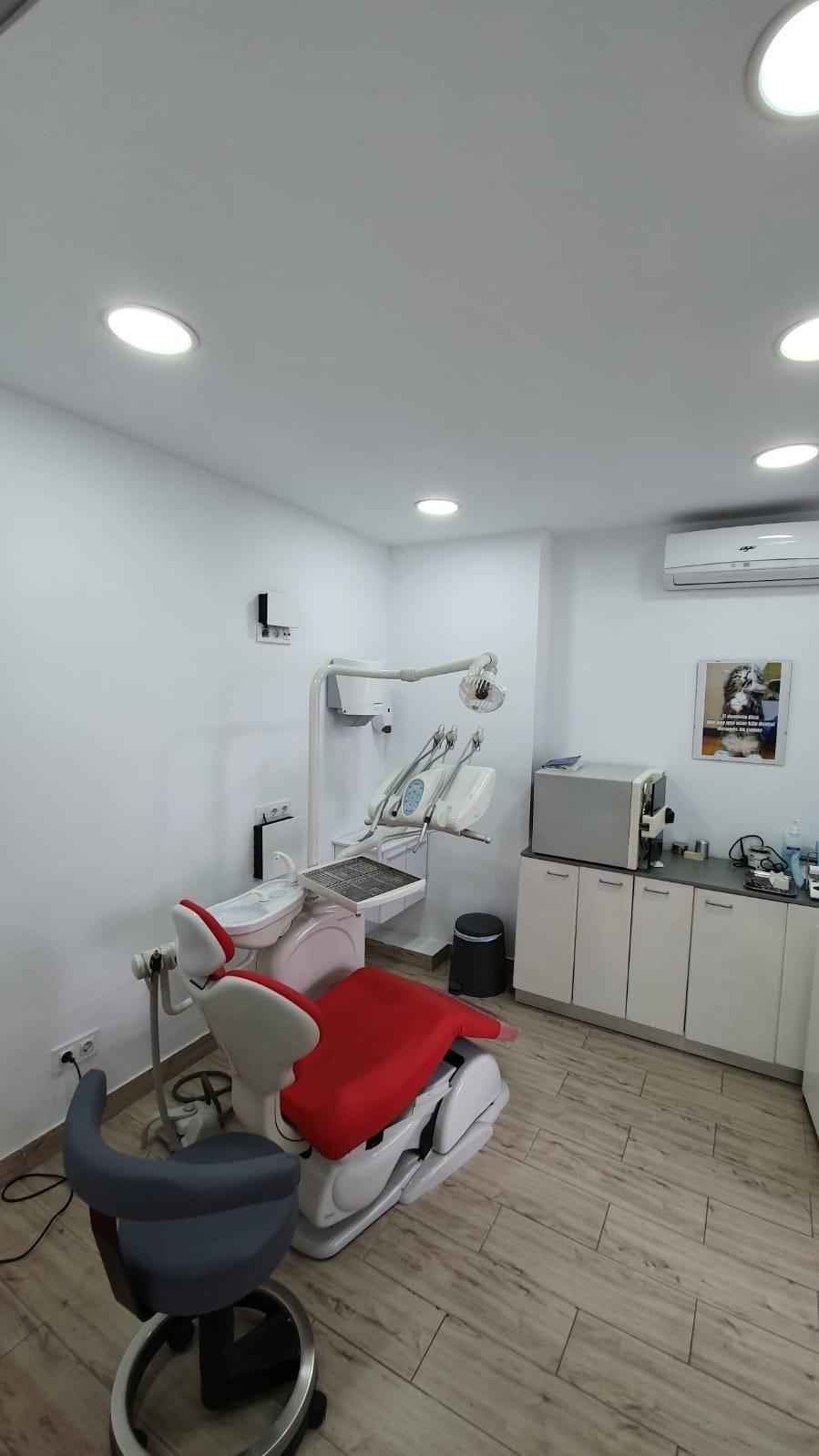 Blanqueamiento dental en Móstoles