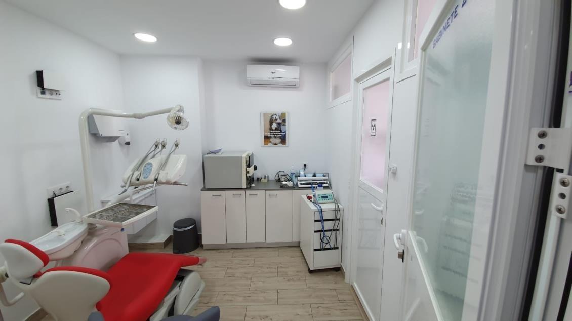 Dentista para niños Móstoles