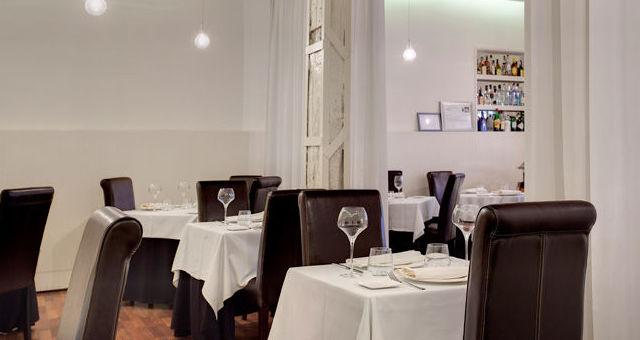 Cocina mediterránea Madrid Centro