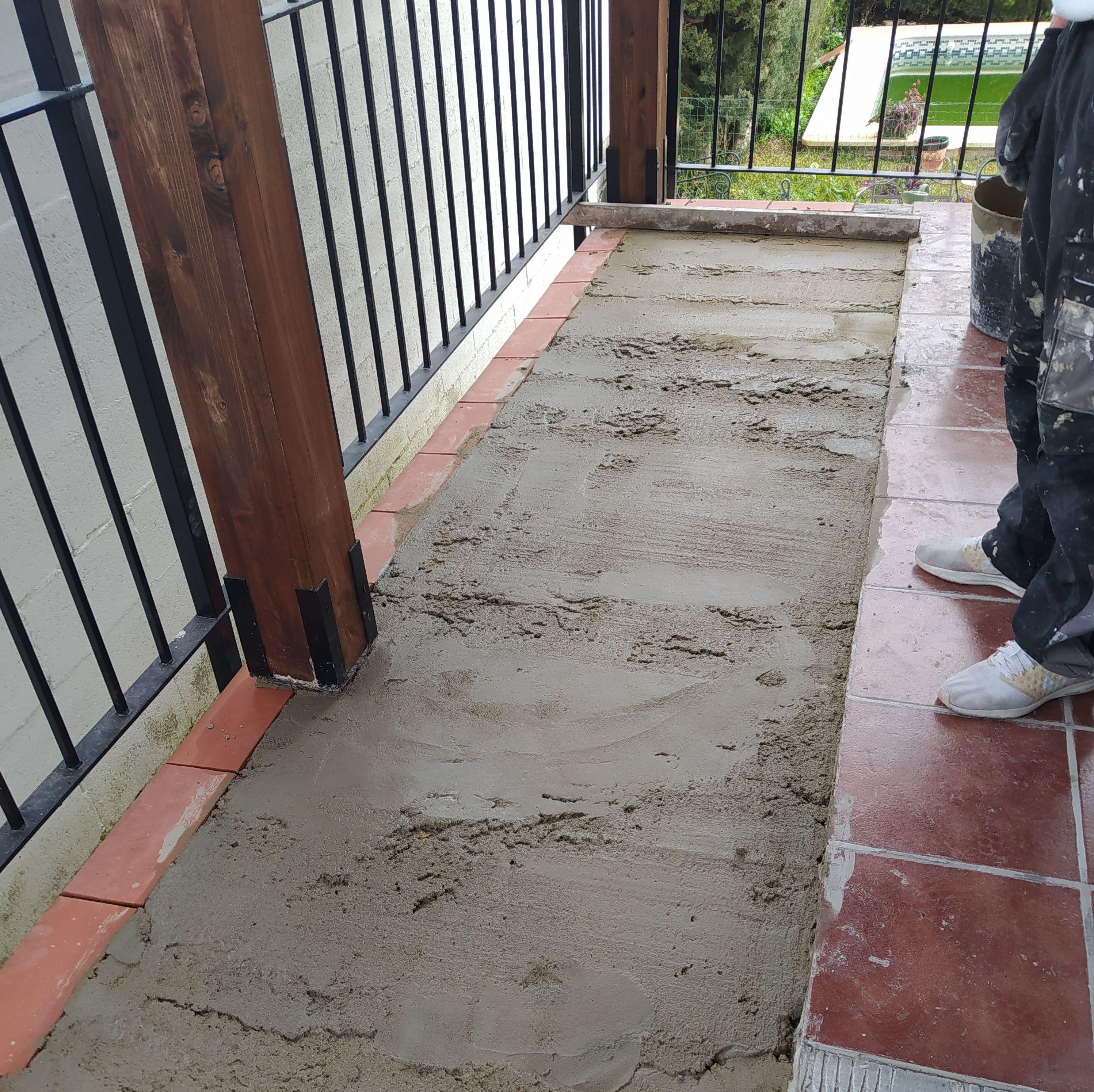 Foto 3 de Especialistas en trabajos de altura en Dos Hermanas | Pinturas García