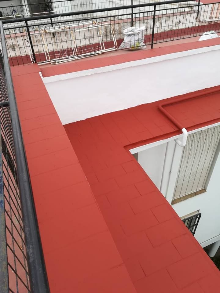 Impermeabilizaciones en Sevilla
