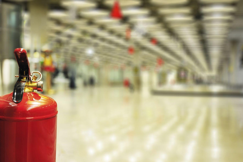 Mantenimiento de sistemas contra incendios en Barcelona