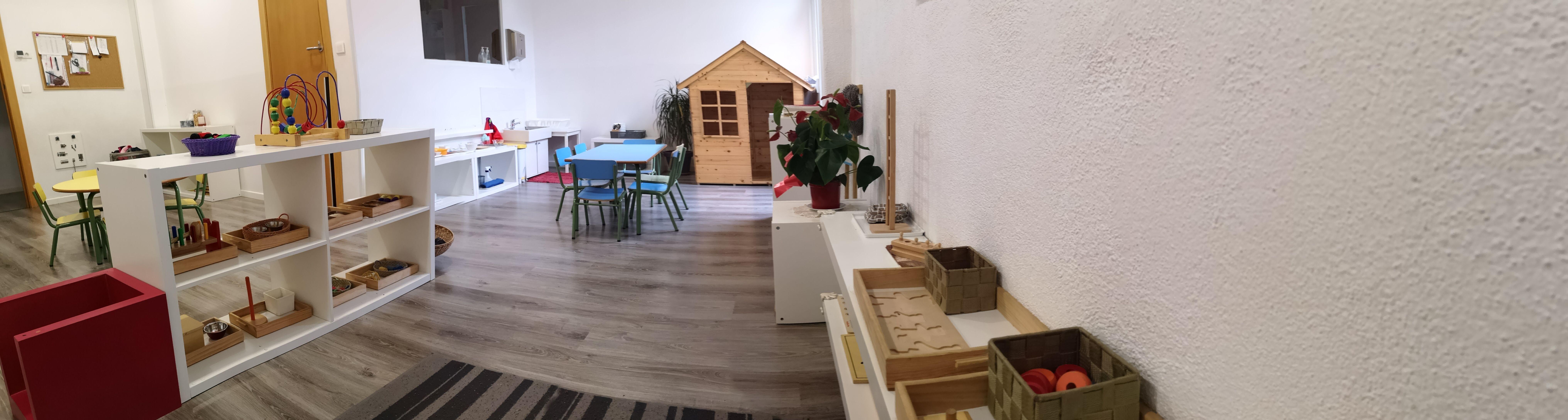 Guardería bilingüe en Ripollet, Barcelona