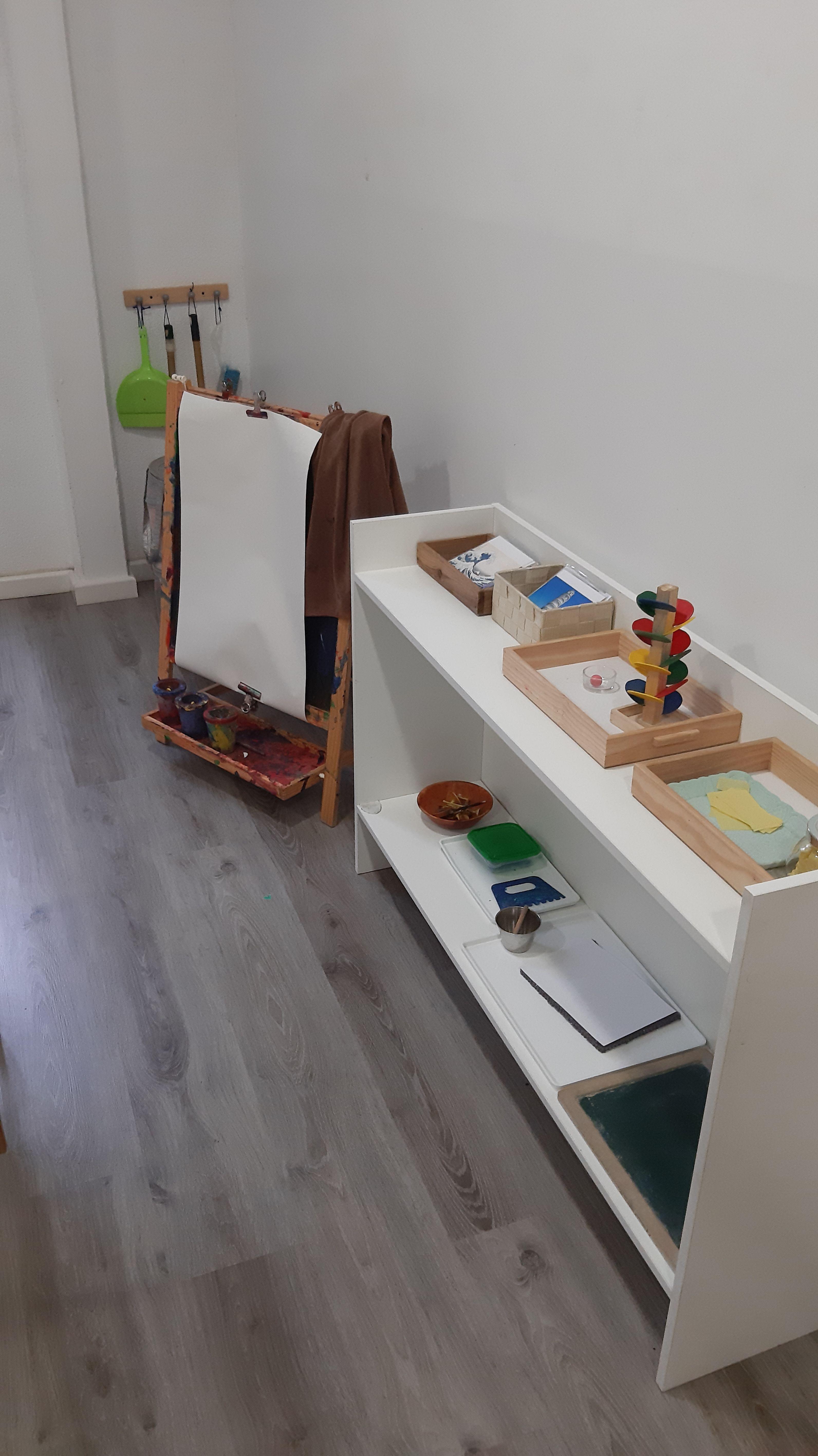 Guarderías Montessori en Vallés Occidental