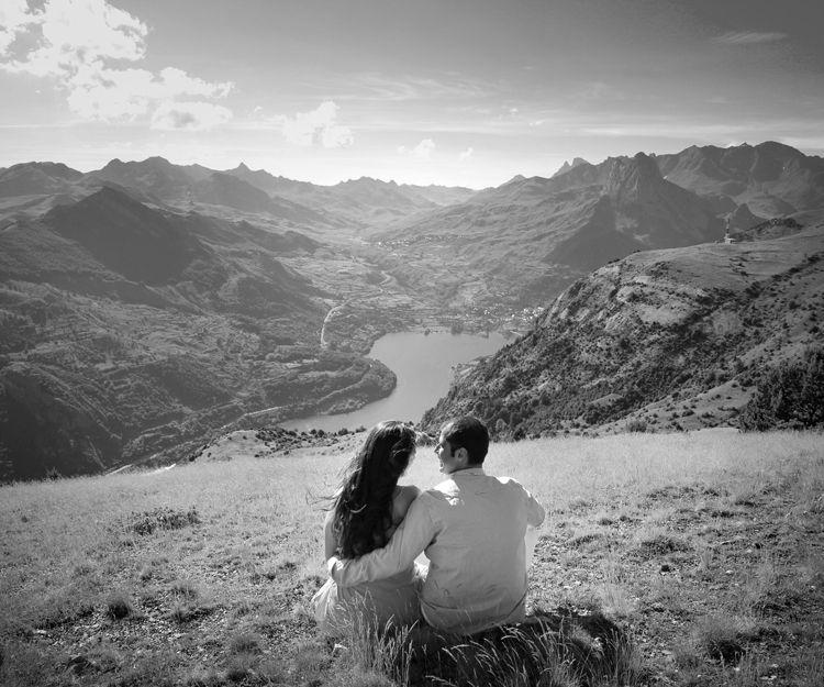 Reportajes fotográficos posboda en Huesca