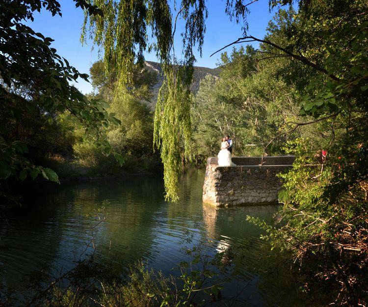 Fotógrafo especializado en bodas en Huesca