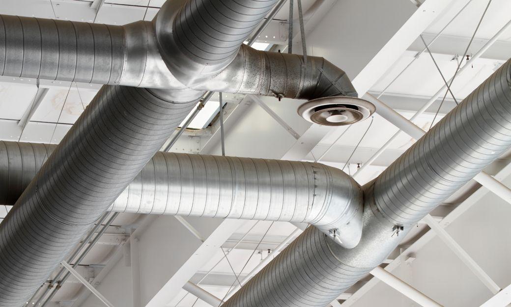 Conductos de aire acondicionado en Málaga