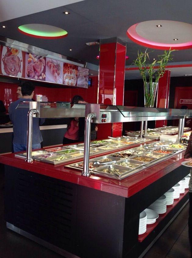 Foto 5 de Restaurante de cocina asiática en Torrejón de Ardoz | Restaurante Wok Parrilla
