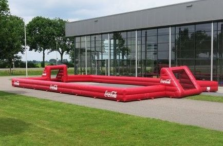 Campo fútbol Coca Cola