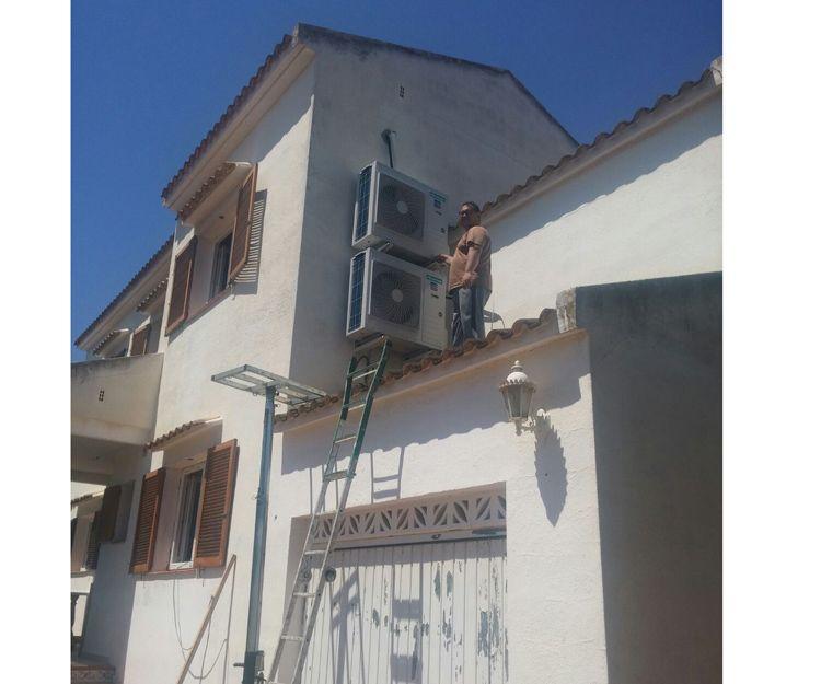 Nuestras instalaciones de aire acondicionado