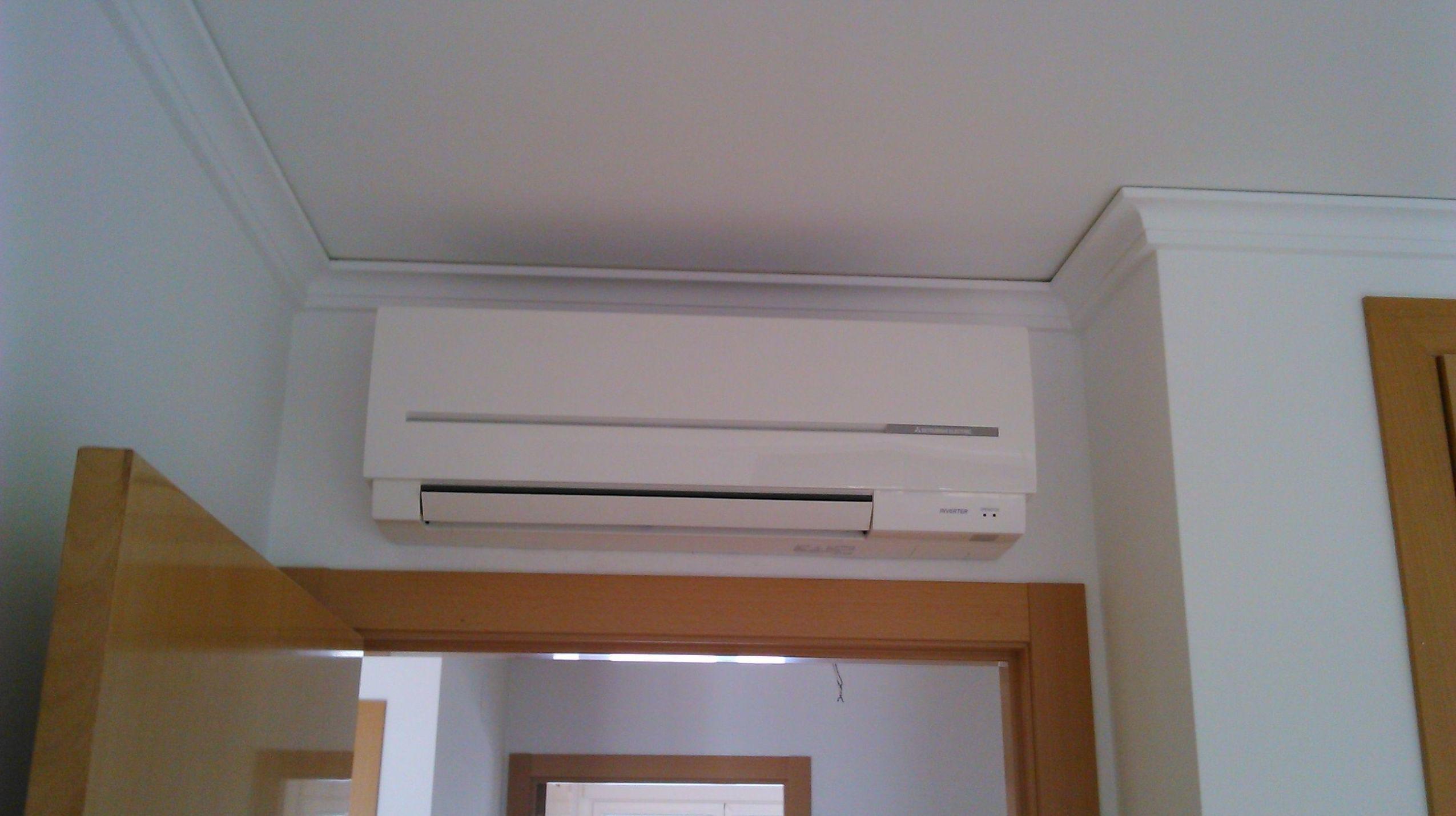 Instalación SPLIT: Servicios de Perfect Clima Castellón, S.L.