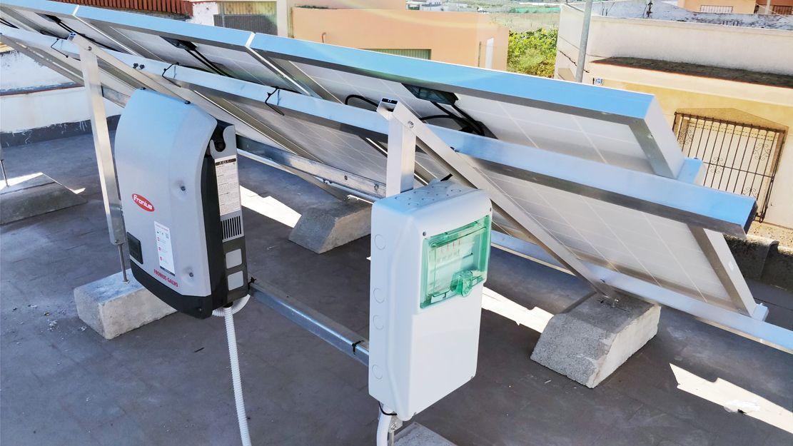 Instalador de placas solares en Murcia