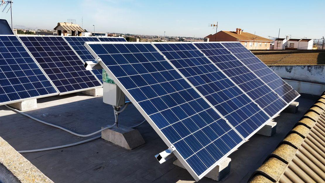 Instalaciones fotovoltaicas en Murcia