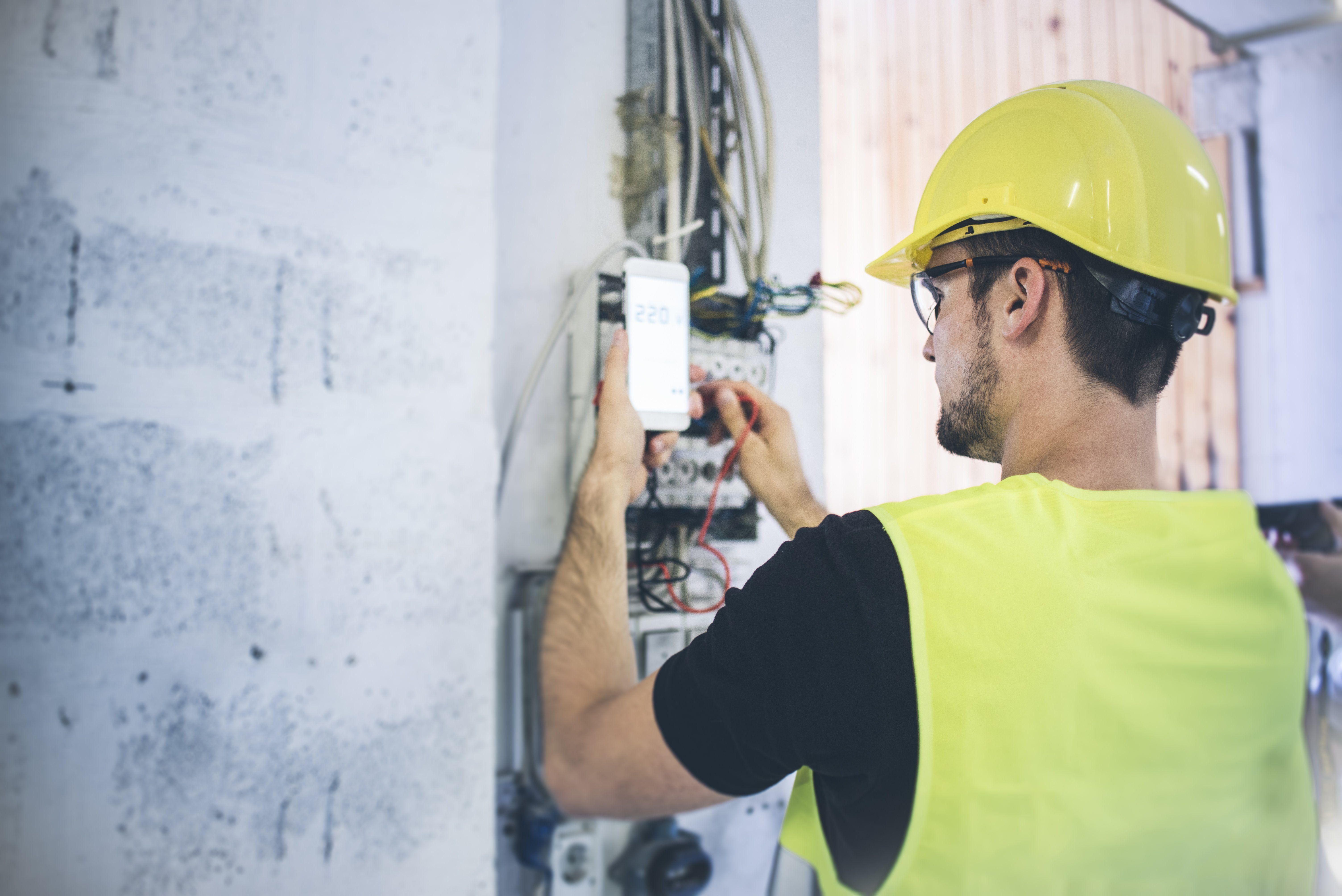 Instalaciones eléctricas: Servicios de J. de Haro Electricidad