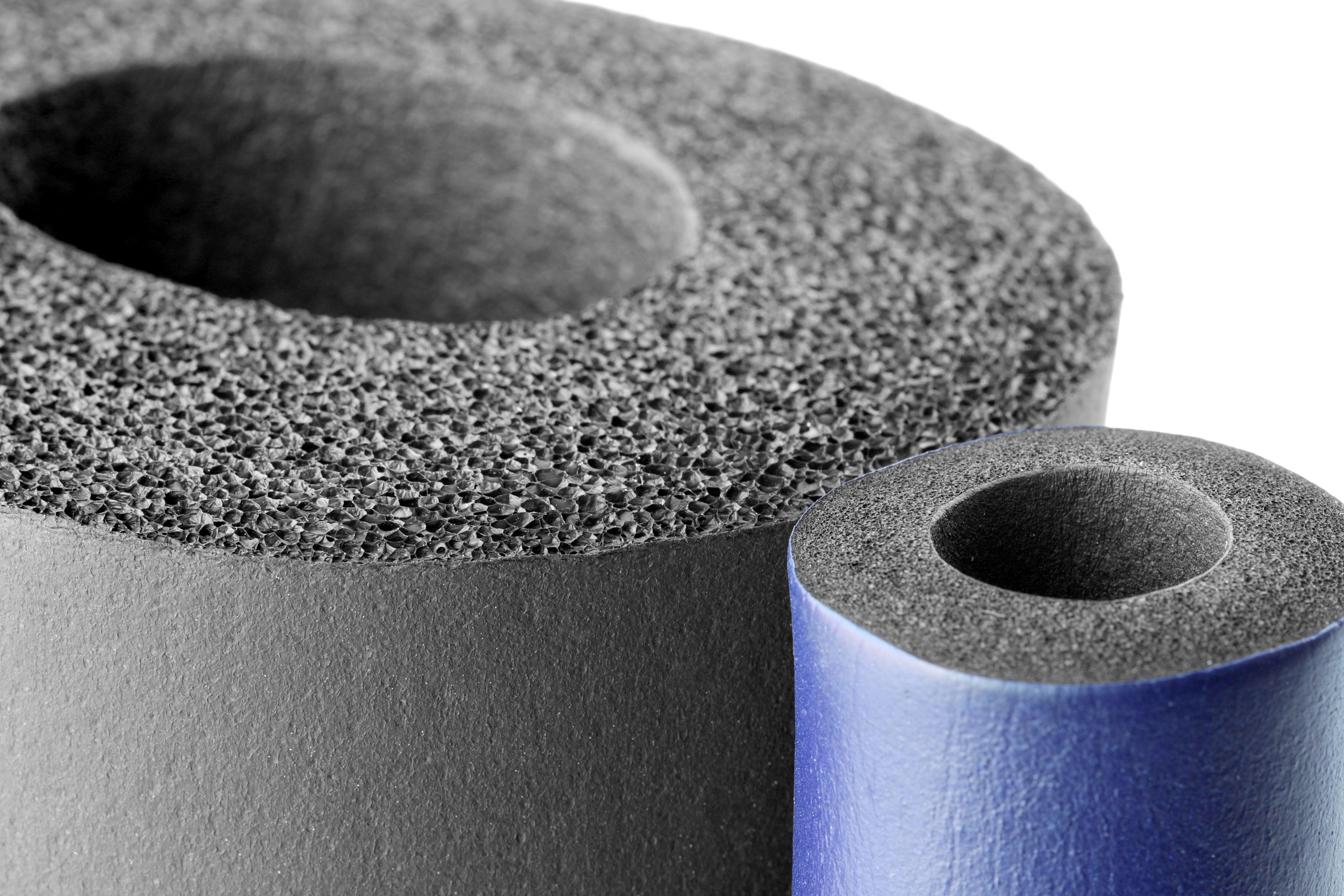Espuma elastométrica: Aislamiento térmico de Imater