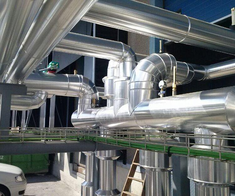 Sistemas de aislamiento térmico para empresas en Barcelona