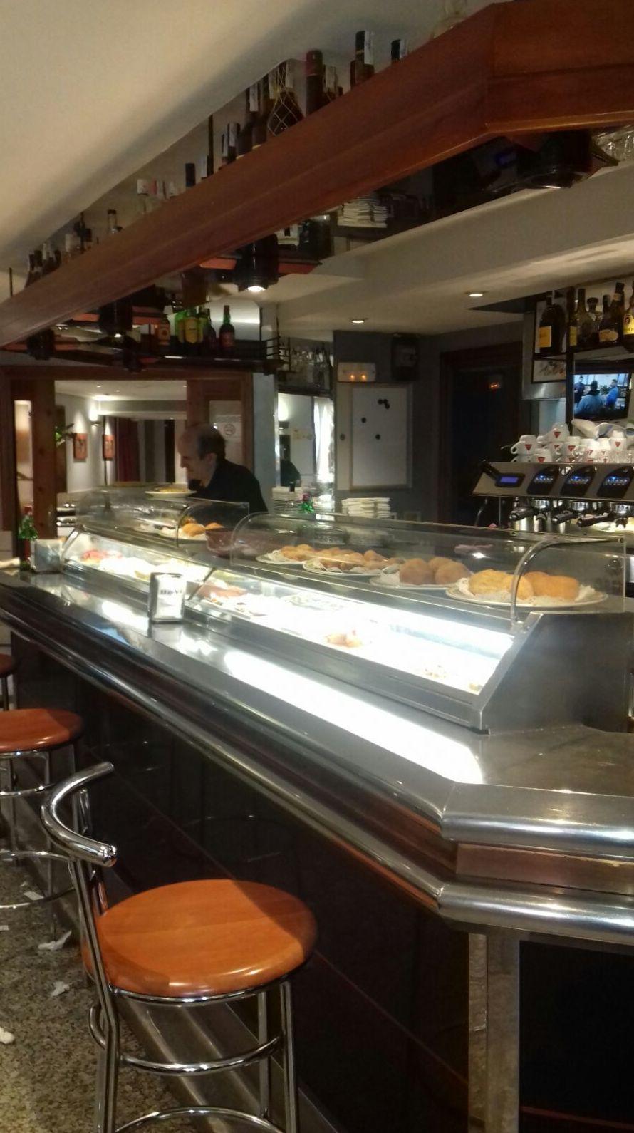 Restaurante con buenas raciones en Huesca
