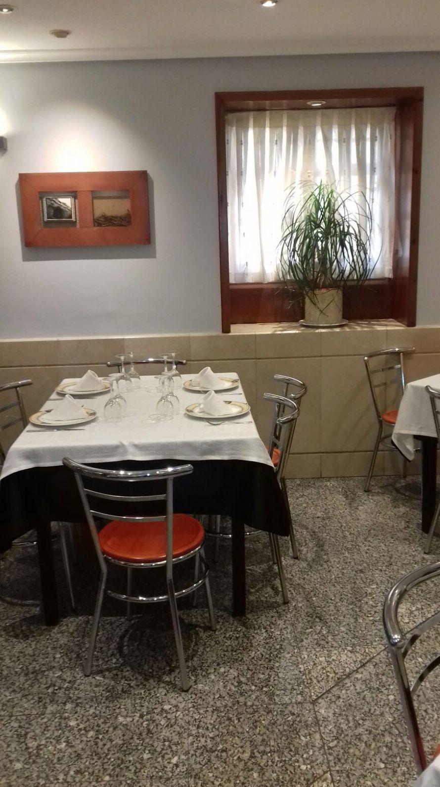Restaurante con menú económico en Huesca