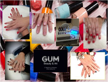 Manicura: Productos y tratamientos de Gum Beauty & Art